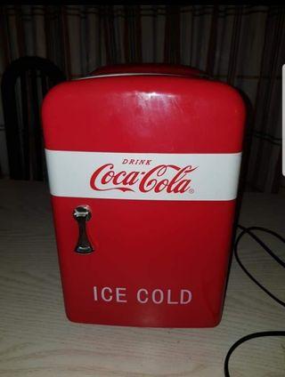 Mini Nevera Coca-Cola YT-A-4L