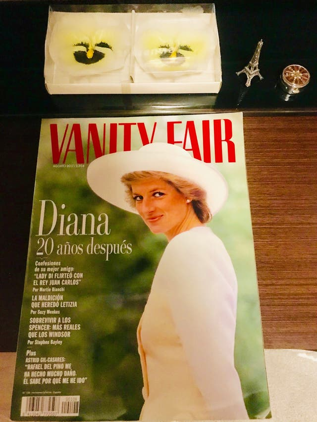 Princess Lady Diana from Wales. Colección.