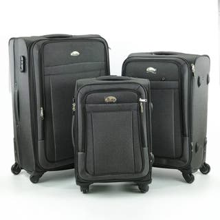 set de maletas de tela NUEVAS
