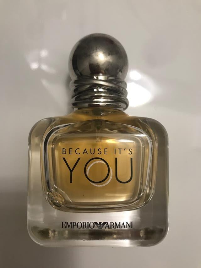 Perfume Because it's you