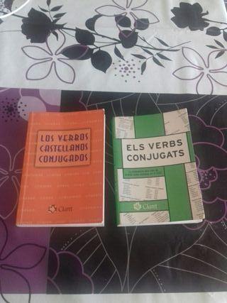 verbos castellanos conjugados y verbs conjugats