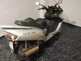 MOTO PEDA 250 STAR