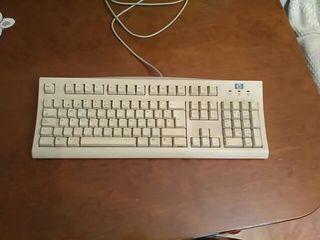 Teclado HP SK-2502C