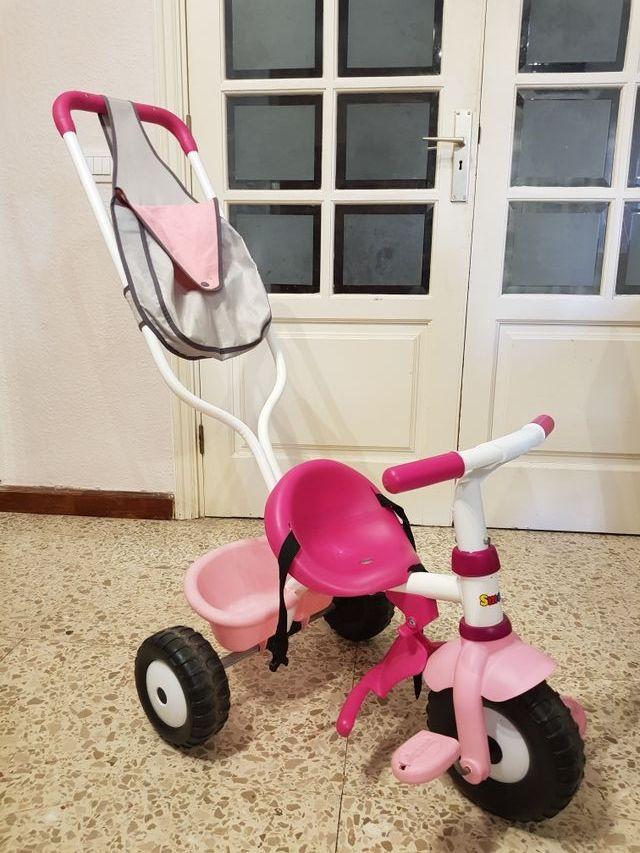 Triciclo evolutivo Smoby