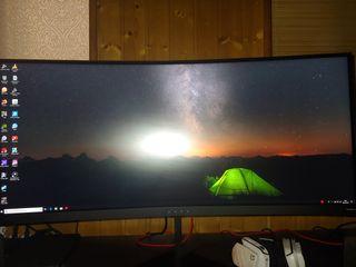 Monitor Hp omen x35