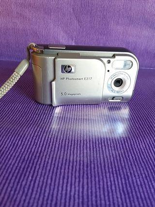 Cámara Fotos Digital HP PHOTOSMART E317