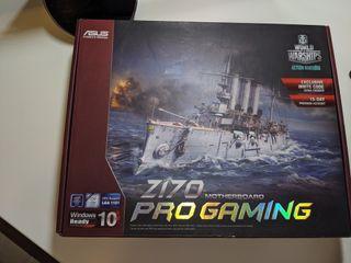 Placa base Asus PRO GAMING z170