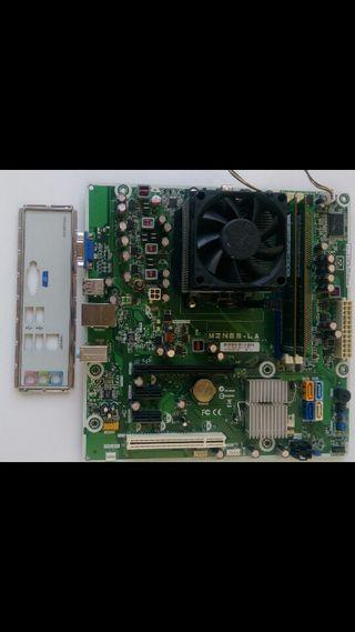 "PLACABASE (AMD AM3) M2N68-LA ""COMPLETA"""