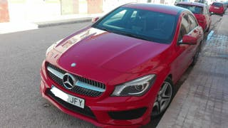 Mercedes-Benz CLA (117) 2015