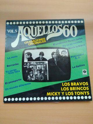Vinilo Aquellos 60