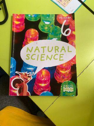 Natural Science 6 E.P.