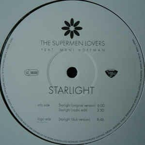 Maxi - STARLIGHT - Supermen Lovers (2001)