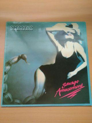 Vinilo Scorpions