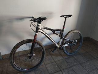 "bicicleta mtb 26"" Cannondale"