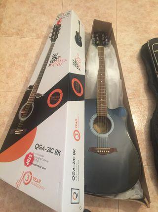Guitarra Acústica + complementos