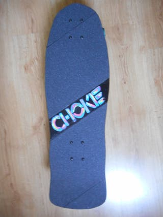 MONOPATIN CHOKE OLD SCHOOL CUSTOM CRUISER SKATE Mo