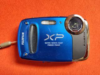 Cámara acuática Fujifilm Xp50