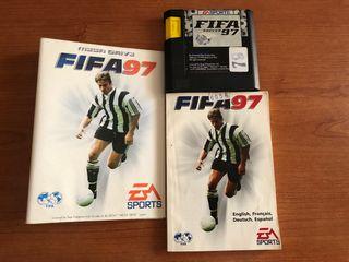 Juego Sega Megadrive Fifa 97