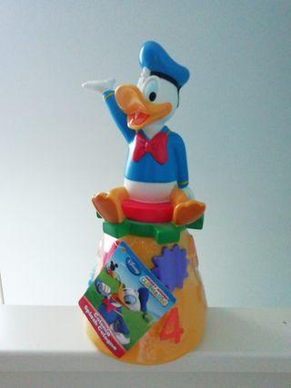 Colonia nueva 300ml pato Donald Disney figura