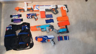 PACK PRODUCTOS NERF