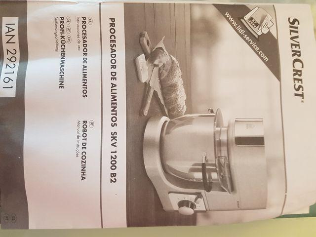 Procesador de alimentos/ robot de cocina
