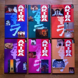 Comic Akira - Katsuhiro Otomo