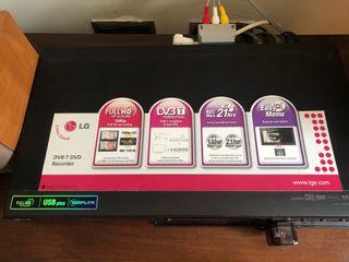 DVD TDT LG controlador Proyector