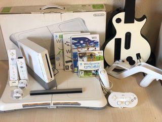 Pack Nintendo Wii modelo Rvl 001.