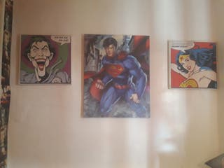 dc canvases
