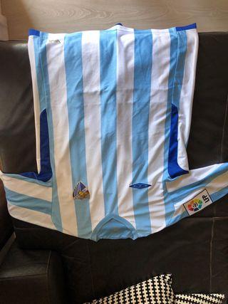 Camiseta malaga cf. original