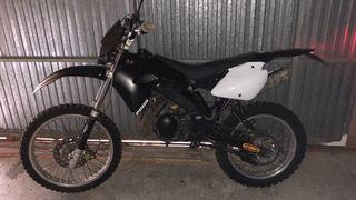 Motor hispania ryz 50cc