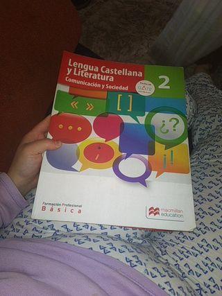 lengua castellana y literatura, comunica y socieda