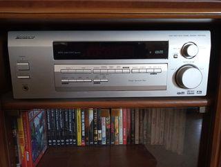Equipo home cinema Pioneer VSX-D512