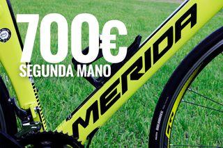 Bicicleta Merida Reacto 300