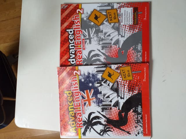 libros de texto inglés 2 de ESO
