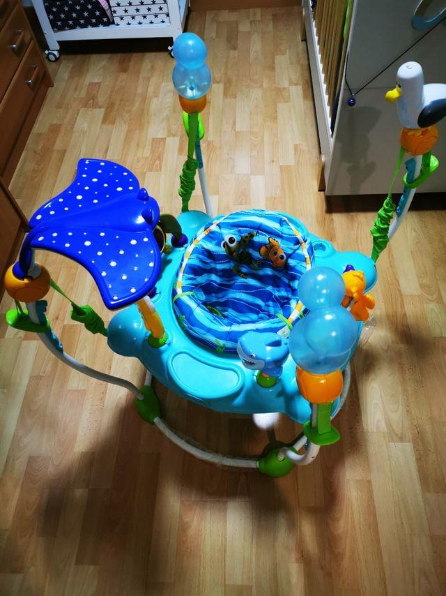 Centro de actividades saltador Nemo