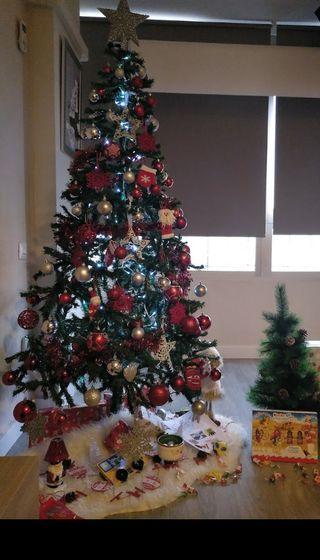 Árbol de Navidad 1,80m -ESCUCHO OFERTAS-