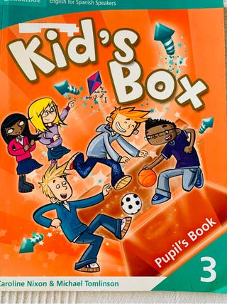 Kid's box 3. Pupil's Book