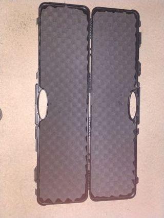 maletín rígido para escopeta