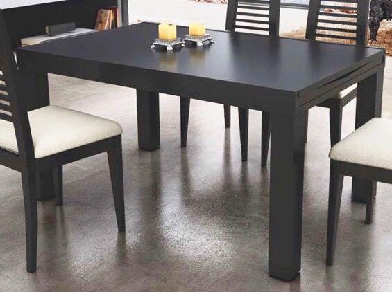 Conjunto mesa de comedor + 6 sillas de segunda mano por 250 ...