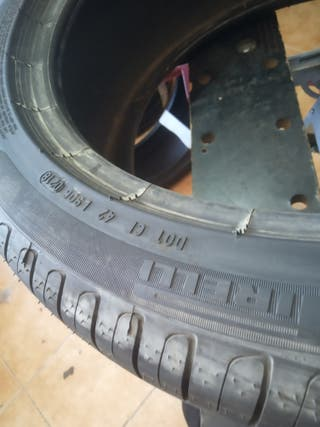 2 neumáticos 255/ 40 R18 95Y Pirelli RF nuevos