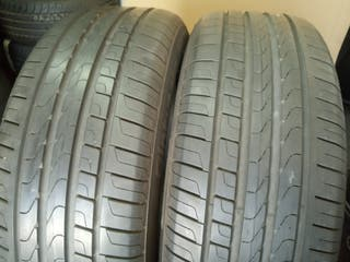 2 neumáticos 225/ 50 R 18 95W P7 RF como nuevos2