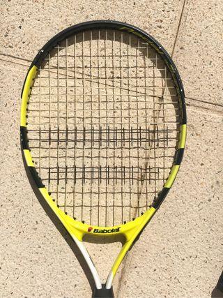 Raqueta Tenis niño Rafa Nadal