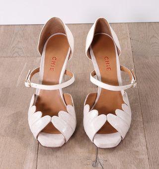 Zapatos novia sin estrenar marca Chie Mihara