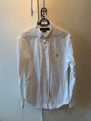 Men's Ralph Lauren white shirt