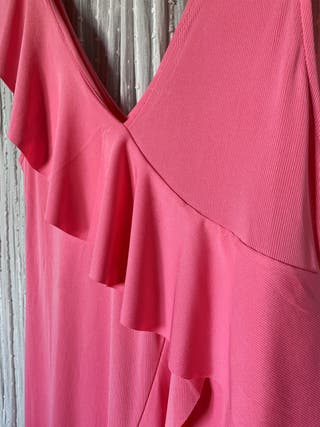 Vestido rosa ZARA (sin estrenar)