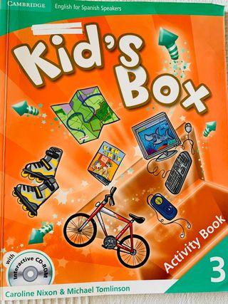 Kid's box 3. Activity book