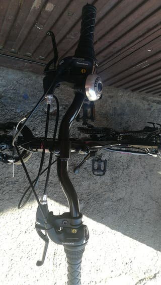 "Bicicleta junior b-pro 24"" niña"