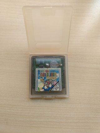 Super Mario Bros deluxe para Game Boy Color