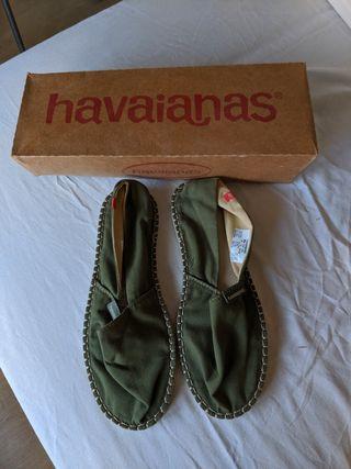 Havaianas Hombre Verde
